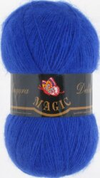Пряжа Magic Angora Delicate цвет 1116 василек
